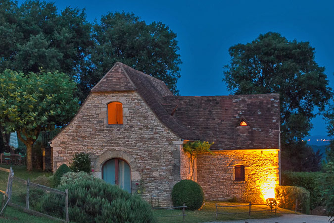 Holiday rent by night,  Sarlat