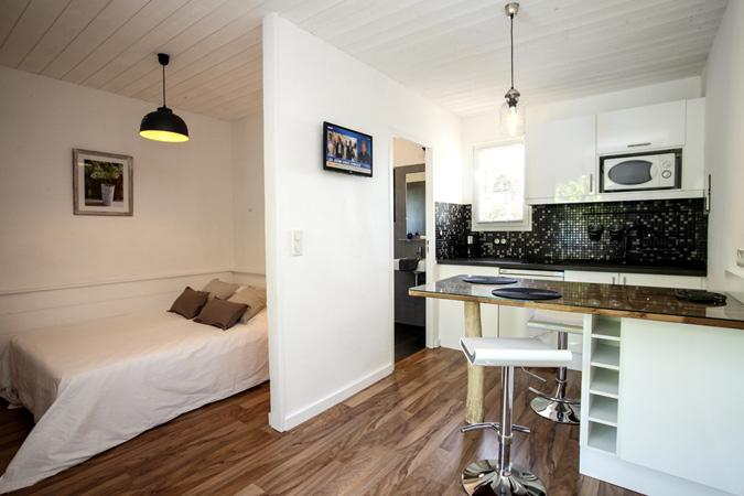Weekend studio apartment sarlat in perigord with swimming - Decoration studio 25m2 ...